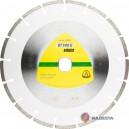 Diskas deimantinis KLINGSPOR DT300U 300x25,4 mm