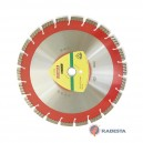 Diskas deimantinis KLINGSPOR DT602B 500x25,4 mm