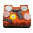 Pneumatinis rotacinis šlifuoklis BAHCO 76 mm