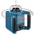 Rotacinis lazerinis nivelyras BOSCH GRL 300 HV Set Profesional