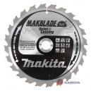 Diskas medienos pjovimui MAKITA Makblade Plus 190*20 mm Z24