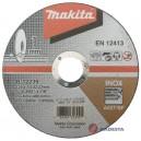 Pjovimo diskas MAKITA RST 125*1,0*22,2 mm A60T-BF INOX