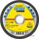 Pjovimo diskas KLINGSPOR Special 125*1,0*22,2 mm Z960TZ