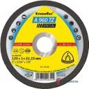 Pjovimo diskas KLINGSPOR Special 115*1,0*22,2 mm Z960TZ
