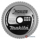 Diskas metalo pjovimui MAKITA Specialized 150*20 mm Z52