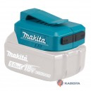 Adaptorius MAKITA CXT USB
