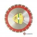 Diskas deimantinis KLINGSPOR DT900B 350x20 mm