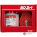Ritė su virve žymėjimui SOLA CLM 30 + raudona kreida