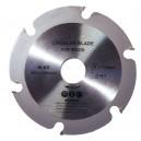 Diskas universalusi ECEF 125*22.2 mm Z8