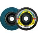 Lapelinis diskas KLINGSPOR SMT325 125x22,2 mm Nr.80