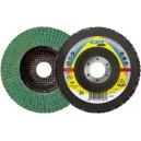 Lapelinis diskas KLINGSPOR SMT636 125x22,2 mm Nr.80