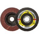 Lapelinis diskas KLINGSPOR SMT314 125x22,2 mm Nr.80