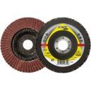 Lapelinis diskas KLINGSPOR SMT314 125x22,2 mm Nr.120