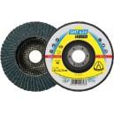 Lapelinis diskas KLINGSPOR SMT624 180x22,2 mm Nr.80