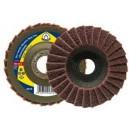 Lapelinis diskas KLINGSPOR SMT800 125x22,2 mm Corse
