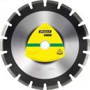 Diskas deimantinis KLINGSPOR DT602A 350x25,4 mm