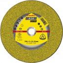 Pjovimo diskas KLINGSPOR Extra 230*2,0*22,2 mm A24EX