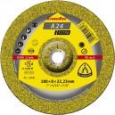 Šlifavimo diskas KLINGSPOR Extra 180*6,0*22,2 mm A24EX