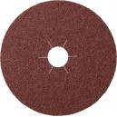 Šlifavimo lapelis fibro KLINGSPOR CS561 125 mm Nr.50