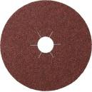 Šlifavimo lapelis fibro KLINGSPOR CS561 125 mm Nr.120