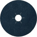 Šlifavimo lapelis fibro KLINGSPOR CS565 180 mm Nr.40