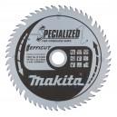 Diskas medienai MAKITA Specialized 165*20 mm Z56