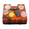 Pneumatinis rotacinis šlifuoklis BAHCO BP204K