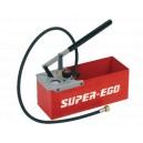 Testavimo pompa rankinė SUPER-EGO TP25
