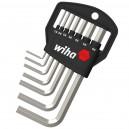 Raktų šešiakampių rinkinys WIHA 351H7 Classic 1,5-6 mm 7 vnt.