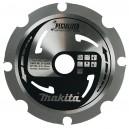 Diskas fibro cemento plokštėms MAKITA Specialized 190*30 mm Z4