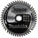 Diskas medienai MAKITA Specialized 165*20 mm Z48