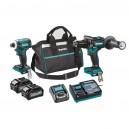 Baterinių įrankių rinkinys MAKITA XGT 40V MAX DK0114G201
