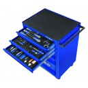 Įrankių vežimėlis 6 stalčių IRIMO 206 vnt.