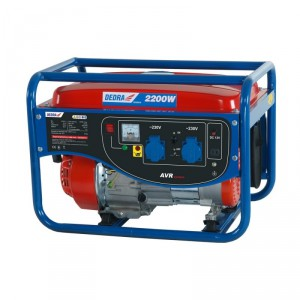 Benzininis generatorius DEDRA DEGB2510