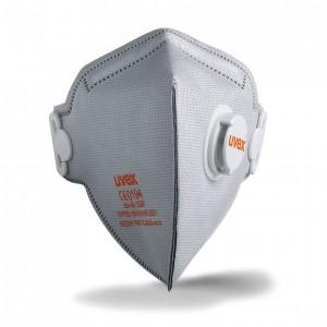 Respiratorius sulankstomas UVEX silv-Air 3220 FFP2