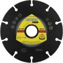 Diskas deimantinis KLINGSPOR DT600ACM Supra 125 mm