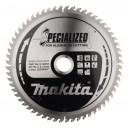 Diskas aliuminiui MAKITA Specialized 165*20 mm Z60