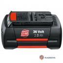 Baterija BOSCH GBA 36V 2,0Ah Li-Ion