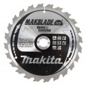 Diskas medienos pjovimui MAKITA Makblade Plus 216*30 mm Z60