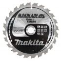 Diskas medienos pjovimui MAKITA Makblade Plus 250*30 mm Z40