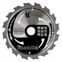Diskas medienos pjovimui MAKITA M-Force 165*20 mm Z24