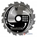 Diskas medienos pjovimui MAKITA M-Force 190*30 mm Z24