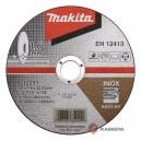 Pjovimo diskas MAKITA RST 150*1,6*22,2 mm A60T-BF INOX