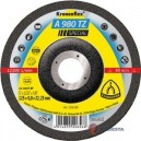 Pjovimo diskas KLINGSPOR Special 125*0,8*22,2 mmA980TZ