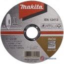 Pjovimo diskas MAKITA RST 125*1,6*22,2 mm A36S-BF INOX