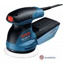 Ekscentrinis šlifuoklis GEX 125-1 AE Bosch
