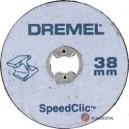Diskas šlifavimo DREMEL SC406